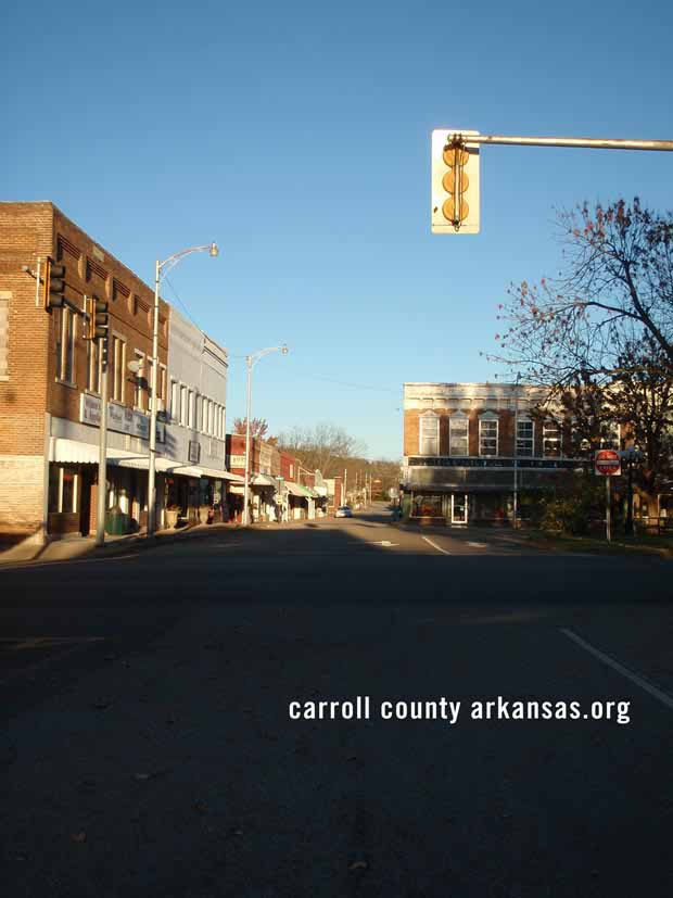 Berryville Arkansas Square