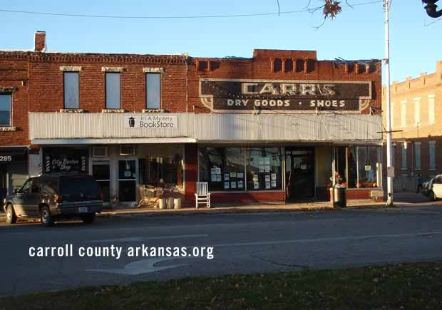Carrs Dry Goods - Berryville Arkansas