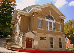 Penn Memorial Church