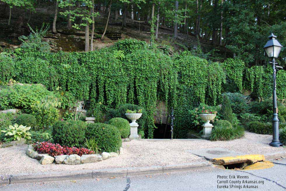 Spring Eureka Springs Arkansas