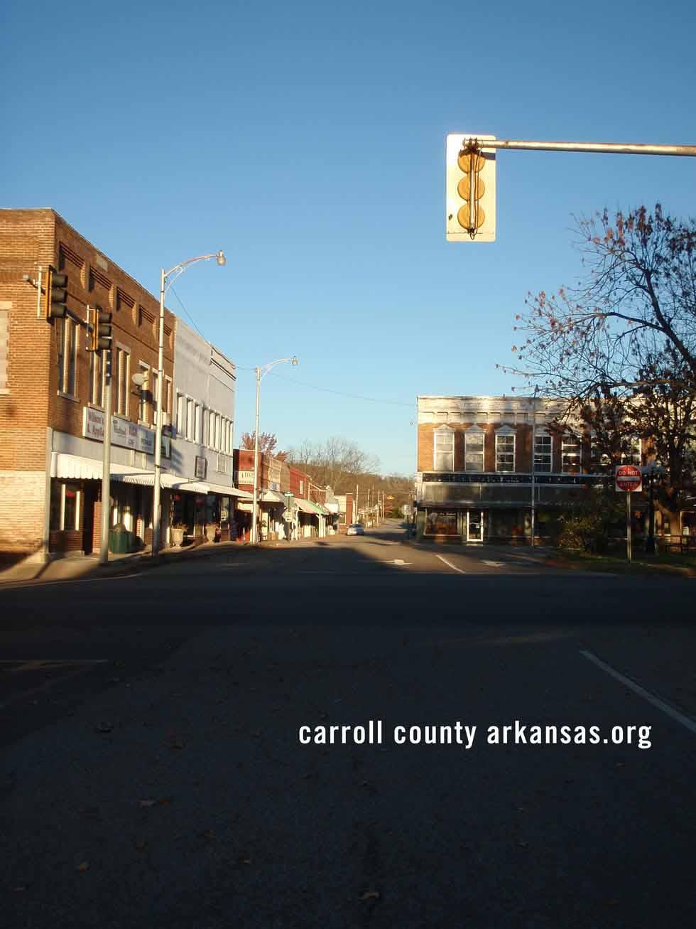 Carroll County Arkansas Newspapers