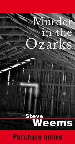 Murder in the Ozarks Book