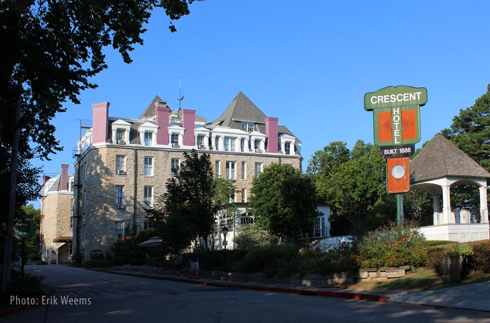 Crescent Hotel Arkansas